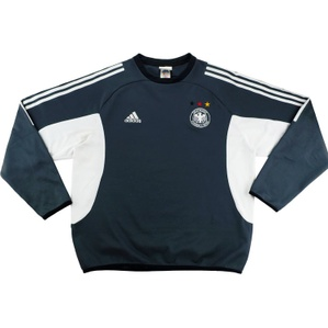2002-04 Germany Sweat Top (Good) L/XL