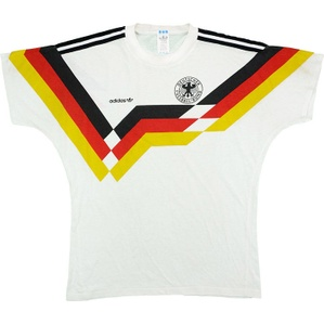1990-92 Germany Adidas T-Shirt (Good) M/L