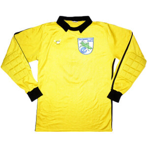 1984-85 Grasshoppers Match Issue GK Shirt #1