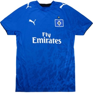 2006-07 Hamburg Away Shirt (Good) S