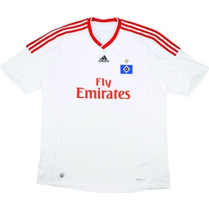 2009-10 Hamburg Home Shirt (Good) S