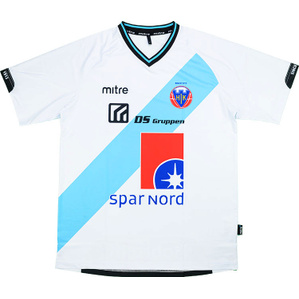 2014-15 Hobro IK Away Shirt *BNIB* L