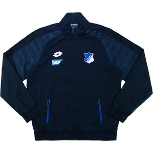 2016-17 TSG Hoffenheim Lotto Woven Jacket *As New* L