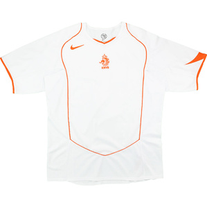 2004-06 Holland Away Shirt (Very Good) L
