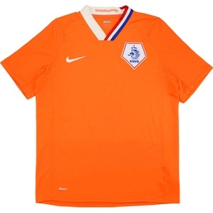 2008-10 Holland Home Shirt (Very Good) XL
