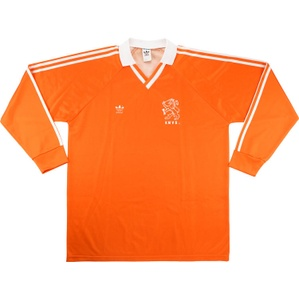 1990-92 Holland Home L/S Shirt (Very Good) L