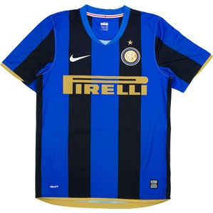 Inter milan football shirts and kit internazionale 1980s for Inter meuble tunisie catalogue 2011