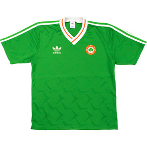 1990-92 Ireland Home Shirt (Very Good) L/XL