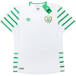 2016-17 Ireland Player Issue Away Shirt *BNIB*