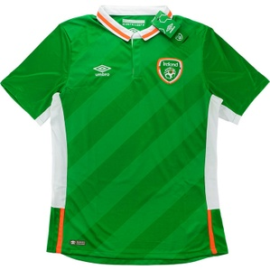 2016-17 Ireland Player Issue Home Shirt *BNIB*