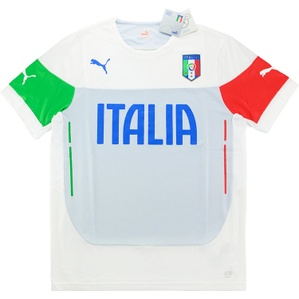 2014-15 Italy Puma Training Shirt *BNIB*