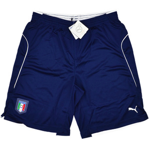 2016-17 Italy Puma Training Shorts *BNIB* XL.Boys