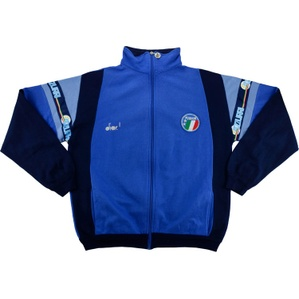 1990-92 Italy Diadora Track Jacket (Good) XL