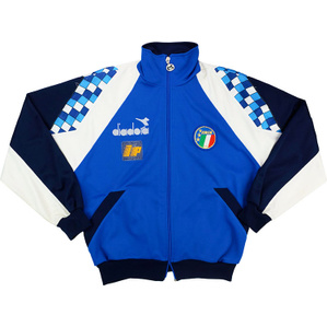 1990-92 Italy Diadora Track Jacket (Good) L