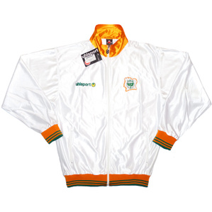 2004-05 Ivory Coast Uhlsport Presentation Jacket *BNIB*