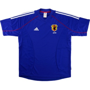 2002-04 Japan Home Shirt (Good) M