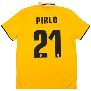 2013-14 Juventus Away Shirt Pirlo #21 *w/Tags* XL