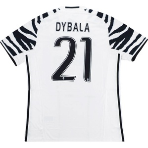 2016-17 Juventus Third Shirt Dybala #21 *w/Tags* S