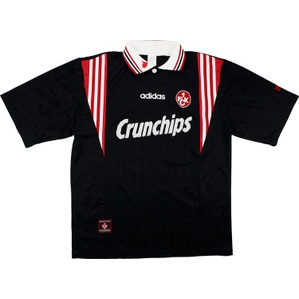 1996-98 Kaiserslautern Away Shirt (Very Good) XL