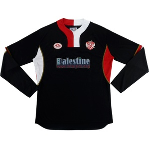 2008-09 Kettering Town Third L/S Shirt (Very Good) L