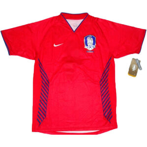 2006-08 South Korea Home Shirt *BNIB*