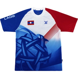 2016-17 Laos FBT Training Shirt (Very Good) XL