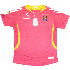 2013 Las Palmas Limited Edition 'Cancer Awareness Match' Shirt *In Box*
