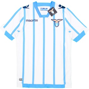 2014-15 Lazio Third Authentic Shirt *BNIB* XXL