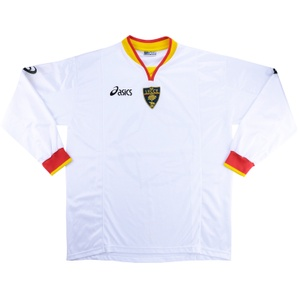 2002-03 Lecce Away Shirt (Good) XL