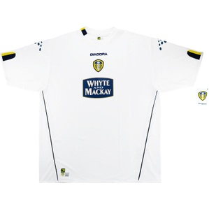 2004-05 Leeds United Home Shirt *w/Tags* XXL