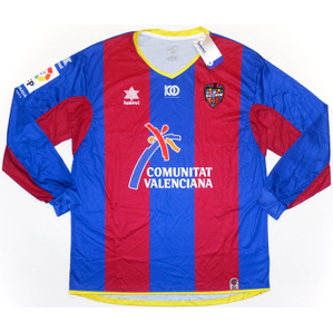 2011-12 Levante Home L/S Shirt *BNIB*