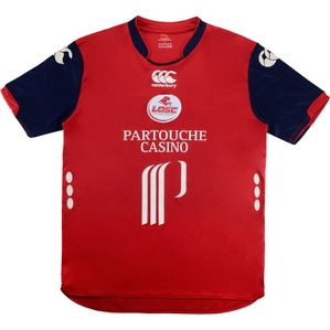 2008-09 Lille Home Shirt (Excellent) L