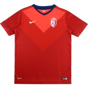 2014-15 Lille Home Shirt (Very Good) XL.Boys