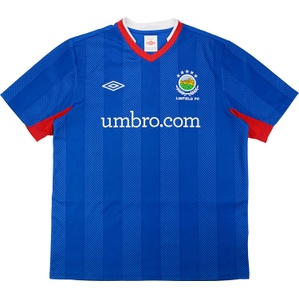 2012-13 Linfield Home Shirt (Very Good) M