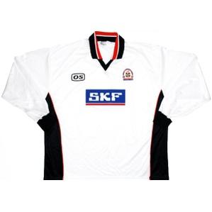 2000-01 Luton Town Home L/S Shirt (Good) XL