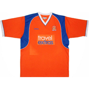 2003-05 Luton Town Away Shirt XL