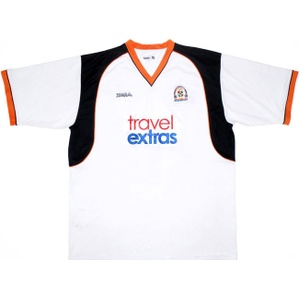 2003-05 Luton Town Home Shirt (Very Good) XXL