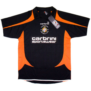 2008-09 Luton Town Away Shirt *w/Tags* S
