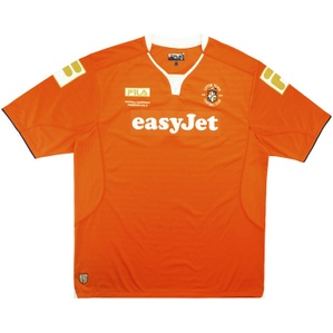 2014-15 Luton Town 'Conference Champions' Home Shirt (Very Good) XXL