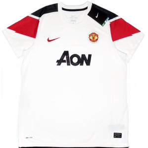 2010-12 Manchester United Away Shirt *BNIB* Womens