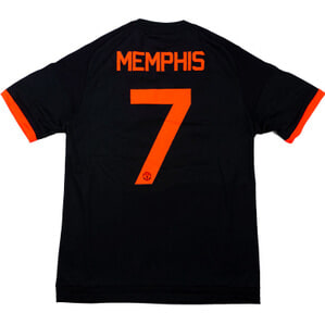 2015-16 Manchester United Third Shirt Memphis #7 *As New* S