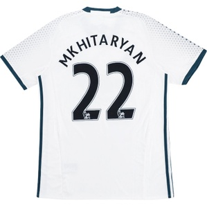 2016-17 Manchester United Third Shirt Mkhitaryan #22 *w/Tags* M
