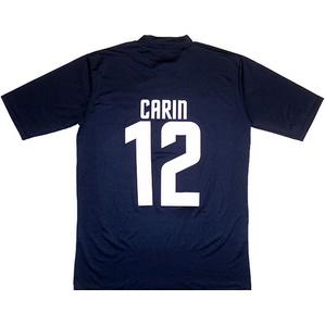 2012-13 Maritimo Match Issue GK Shirt Carin #12 (v Dila Gori)