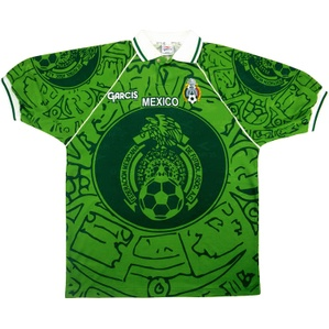 1999 Mexico Home Shirt (Excellent) XL