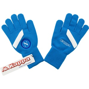 2015-16 Napoli Kappa Knitted Gloves *BNIB* 5