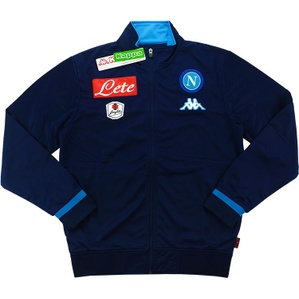 2015-16 Napoli Kappa Track Jacket *Tags* XL