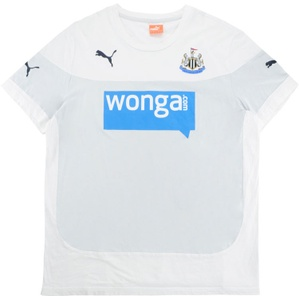 2014-15 Newcastle Puma Training Shirt (Very Good) L
