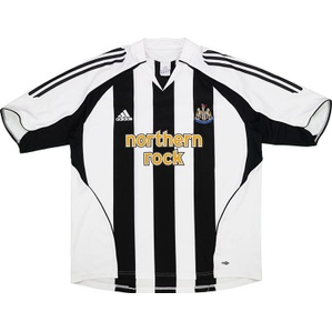 2005-07 Newcastle Home Shirt (Very Good) XL