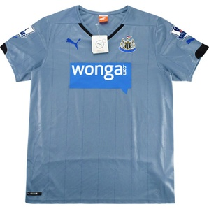 2014-15 Newcastle Away Shirt *w/Tags* M