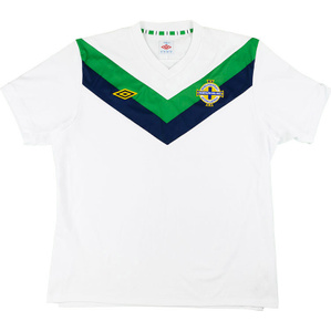 2011-12 Northern Ireland Away Shirt (Good) M
